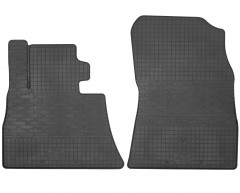 Коврики в салон передние для BMW X5 E53 '00-07 резиновые (Stingray)