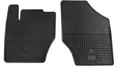 Коврики в салон для Hyundai Getz '02-11 резиновые, передние (Stingray)