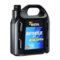 Антифриз Bizol Antifreeze G11, 40°С 5 л.