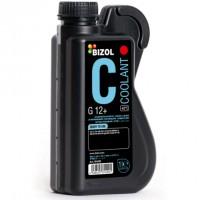 Антифриз Bizol Antifreeze G12+ 1 л.