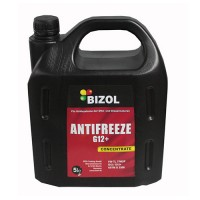 Антифриз Bizol Antifreeze G12+ 5 л.