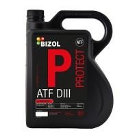 Масло трансмиссионное Bizol Protect ATF DIII 5л