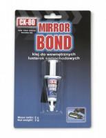 """Клей для зеркал заднего вида CX-80 """"Mirror Bond"""""""