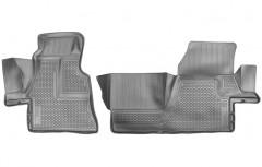 Коврики в салон для Mercedes Sprinter '95-06 полиуретановые (Nor-Plast)