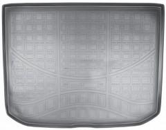 Коврик в багажник для Audi A3 '12- хетчбэк, полиуретановый, черный (Nor-Plast)