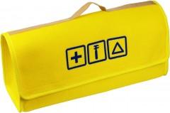 Органайзер-сумка технической помощи желтая