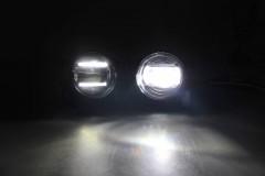Фото 4 - Дневные ходовые огни универсальные (LED-DRL)