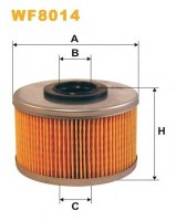 Топливный фильтр Wix WF8014