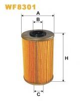 Топливный фильтр Wix WF8301