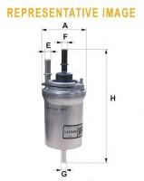 Топливный фильтр Wix WF8317