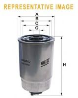 Топливный фильтр Wix WF8404