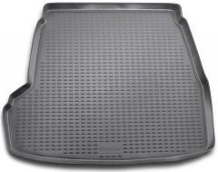 Коврик в багажник для Hyundai Sonata '05-10, полиуретановый (Novline / Element) черный EXP.NLC.20.25.B10