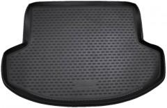 Коврик в багажник для Infiniti QX80 '11- (короткий), полиуретановый (Novline / Element) черный EXP.999TLSZ62BL