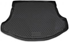 Коврик в багажник для Kia Sportage '10-15, полиуретановый (Novline / Element) черный