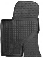 Коврик в салон водительский для Geely GS7 '15- резиновый, черный (AVTO-Gumm)