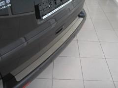 Накладка на бампер для Volkswagen Transporter T4 '90-03 (Premium)