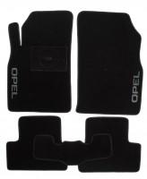 Textile-Pro Коврики в салон для Opel Antara '07-11 текстильные, черные (Люкс)