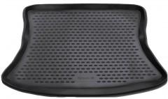 Коврик в багажник для Lada (Ваз) Калина (Ваз) 1119 '04-13, полиуретановый (Novline / Element) черный