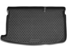 Коврик в багажник для Mazda 2 '07-14, полиуретановый (Novline / Element) черный