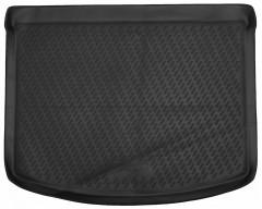 Коврик в багажник для Mazda 3 '04-09 хетчбэк, полиуретановый (Novline / Element) черный