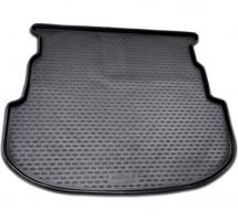 Коврик в багажник для Mazda 6 '02-08 хетчбэк, полиуретановый (Novline / Element) черный