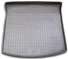 Коврик в багажник для Mazda CX-7 '06-12, полиуретановый (Novline / Element) черный