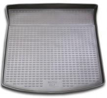 Коврик в багажник для Mazda CX-7 '06-12, полиуретановый (Novline / Element) серый