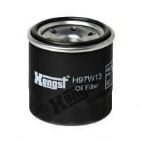 Масляный фильтр Hengst H97W13