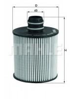 Масляный фильтр Knecht OX 779D