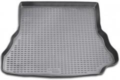 Коврик в багажник для Renault Laguna '01-06 лифтбэк, полиуретановый (Novline / Element) черный