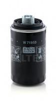 Масляный фильтр Mann-Filter W 719/53