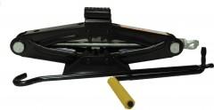 Домкрат автомобильный механический ромб 1 т. SJ-02F (Koto)