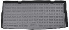 Коврик в багажник для Suzuki Grand Vitara '06- (3 двери), полиуретановый (Novline / Element) черный