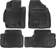 Коврики в салон для Toyota Auris '06-12 полиуретановые (L.Locker)