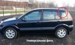 Дефлекторы окон для Hyundai ix-35 '10-15, третья часть, Eurostandart (Cobra)