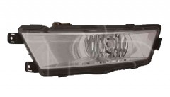Противотуманная фара для Skoda Rapid '13- правая (DEPO) 5JA941702