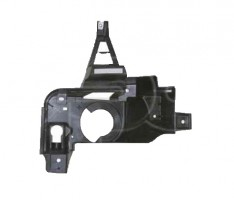 Рамка противотуманной фары для Toyota Land Cruiser 200 '07-12 правая (DEPO) 212-1717R-UD