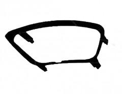 Рамка противотуманной фары для Ford Focus I '99-04 левая (FPS)