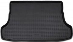 Коврик в багажник для Suzuki Grand Vitara '06- (5 дверей), полиуретановый (Novline / Element) черный