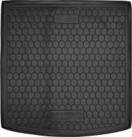 Коврик в багажник для Volkswagen Golf VII '12-, универсал, резиновый (AVTO-Gumm)