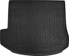 Коврик в багажник для Hyundai Santa Fe '13-17 DM (7 мест, Top), резиновый (AVTO-Gumm)