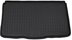 Коврик в багажник для Suzuki Ignis '03-07, полиуретановый (Novline / Element) черный