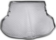 Коврик в багажник для Suzuki Kizashi 11-, полиуретановый (Novline / Element) черный