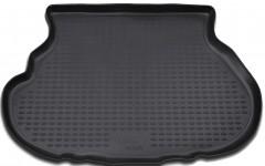 Коврик в багажник для Suzuki Liana '01-07 хетчбэк, полиуретановый (Novline / Element) черный