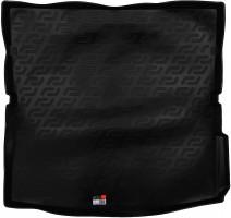 Коврик в багажник для Audi Q7 '05-14, резино/пластиковый (Lada Locker)