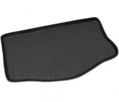 Коврик в багажник для Suzuki Swift '10-17, 2части, полиуретановый (Novline / Element) черный