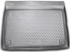 Коврик в багажник для Toyota FJ Cruiser '06-, полиуретановый (Novline / Element) черный