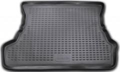 Фото 1 - Коврик в багажник для Lada (Ваз) 2114 '97-12 хетчбэк, полиуретановый (Novline / Element) черный