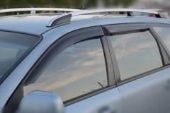 Дефлекторы окон для Chevrolet Lacetti '03-12, универсал (Cobra)