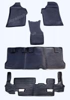 Коврики в салон для Hyundai H-1 '07- полиуретановые (Novline / Element) 1+2+3 ряд